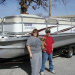 happy pontoon owners
